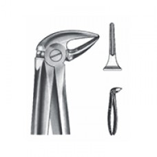 Extracting Forceps - English Pattern Fig 33 L lower roots