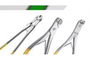UltraCut™ Tungsten Carbide Wire Cutting Forceps (8)