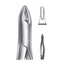 Extracting Forceps - American Pattern upper roots, anterior fig 1B