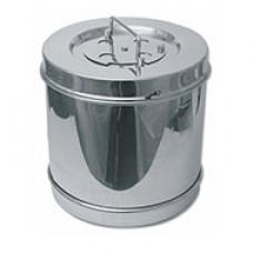 Konrich Sterilizing Drum, vertical ventilation  Ø 140 mm x 140 mm