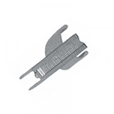 Endo Finger Ruler With Adjustable Slide