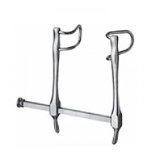 GOSSET-BABY ABD. RETRACTOR, 80MM SPREA