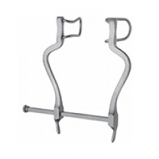 GOSSET ABD. RETRACTOR, LATERAL BLADES 55MM
