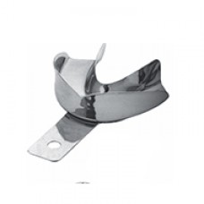 """Stainless Steel Impression Trays ANATOMIC"""" solid"""