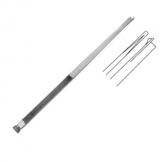FANOUS OSTEOTOME, 19.5CM, 4MM, STRAIGHT, WITH GUIDE THORN