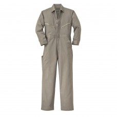 100% cotton coveralls