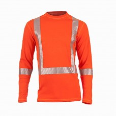 POWER DRY FR DUAL HAZARD HI-VIS SHIRT
