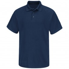 BULWARK SHORT SLEEVE FR POLO IN MODACRYLIC